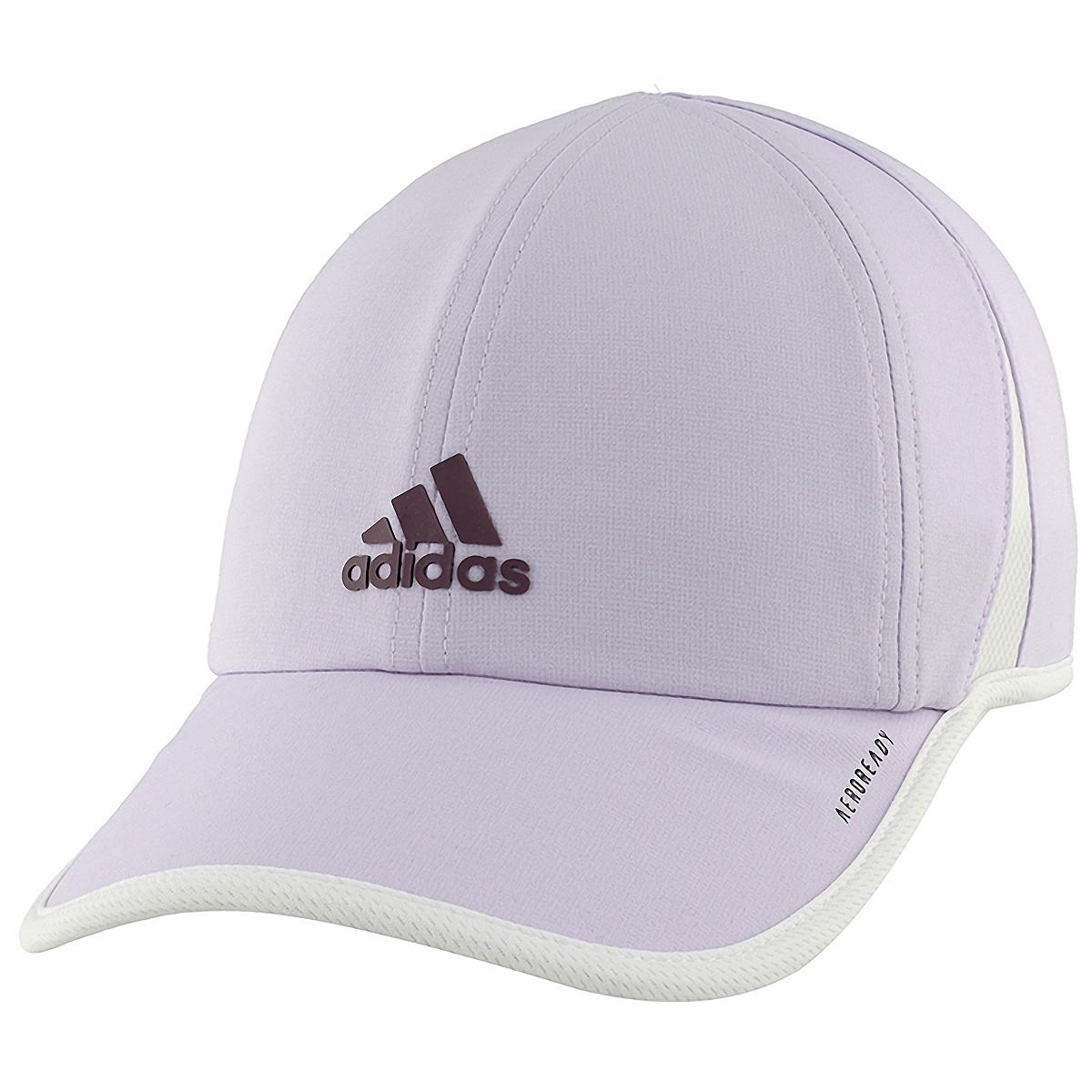 Women's Adidas Superlite Cap - Color: Purple Tint/Legacy Purple - Size: One Size, Purple Tint/Legacy Purple, large, image 1
