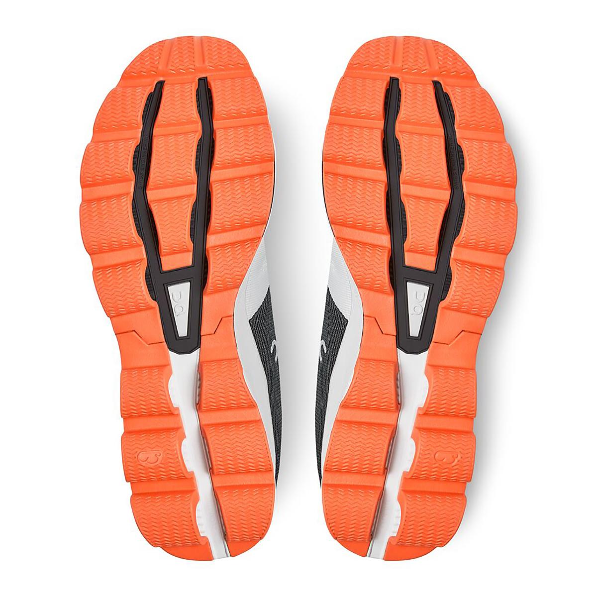 Men's On Cloudsurfer Running Shoe - Color: Frost/Flame - Size: 7 - Width: Regular, Frost/Flame, large, image 4