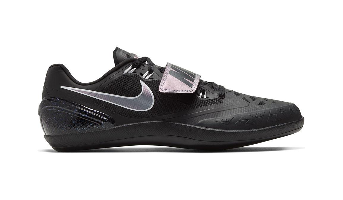 Nike Zoom Rotational 6  - Color: Black/White/Indigo Fog (Regular Width) - Size: 6, Black/White/Indigo Fog, large, image 1