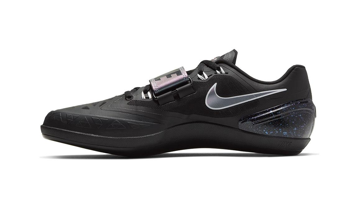 Nike Zoom Rotational 6  - Color: Black/White/Indigo Fog (Regular Width) - Size: 6, Black/White/Indigo Fog, large, image 2