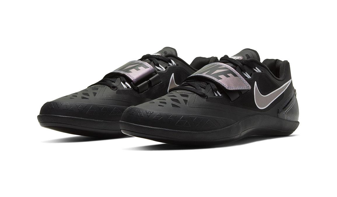 Nike Zoom Rotational 6  - Color: Black/White/Indigo Fog (Regular Width) - Size: 6, Black/White/Indigo Fog, large, image 3