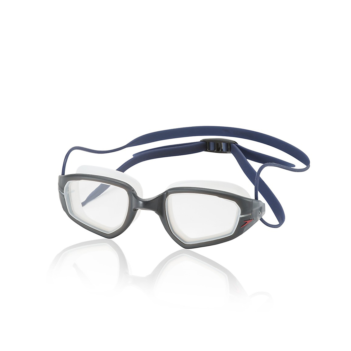 Speedo Covert Goggles - Color: Clear, Clear, large, image 1