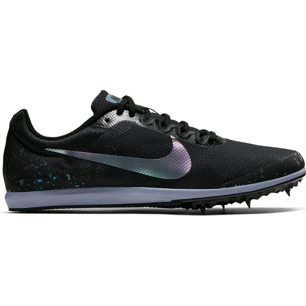 Nike Zoom Rival D 10 Track Spike - Color: Black/Indigo Fog (Regular Width) - Size: 6, Black/Indigo Fog, large, image 1