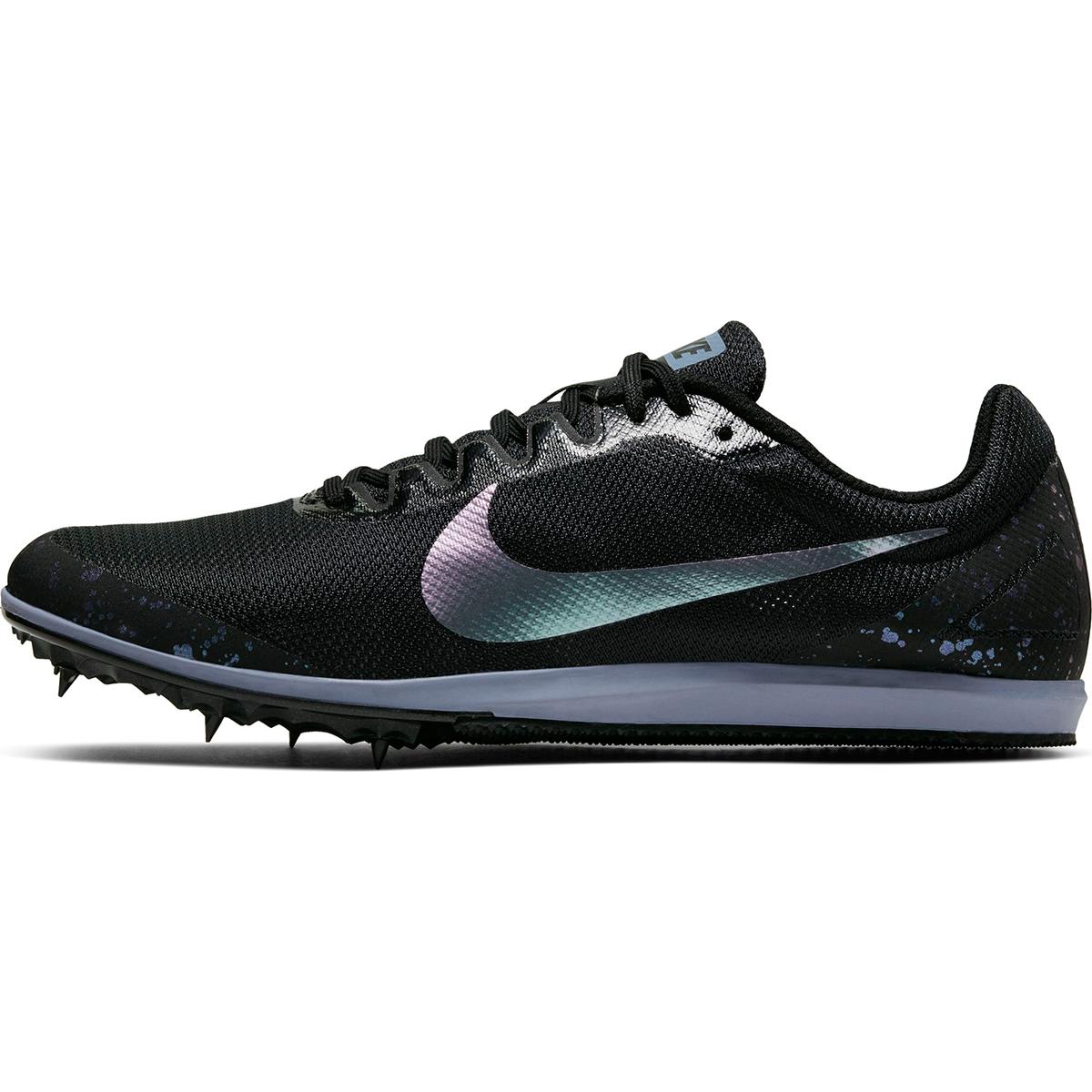 Nike Zoom Rival D 10 Track Spike - Color: Black/Indigo Fog (Regular Width) - Size: 6, Black/Indigo Fog, large, image 2