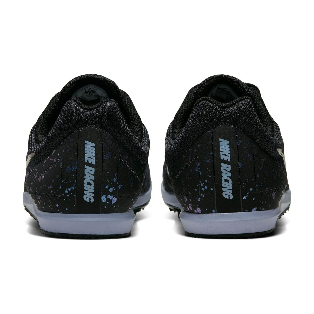 Nike Zoom Rival D 10 Track Spike - Color: Black/Indigo Fog (Regular Width) - Size: 6, Black/Indigo Fog, large, image 3