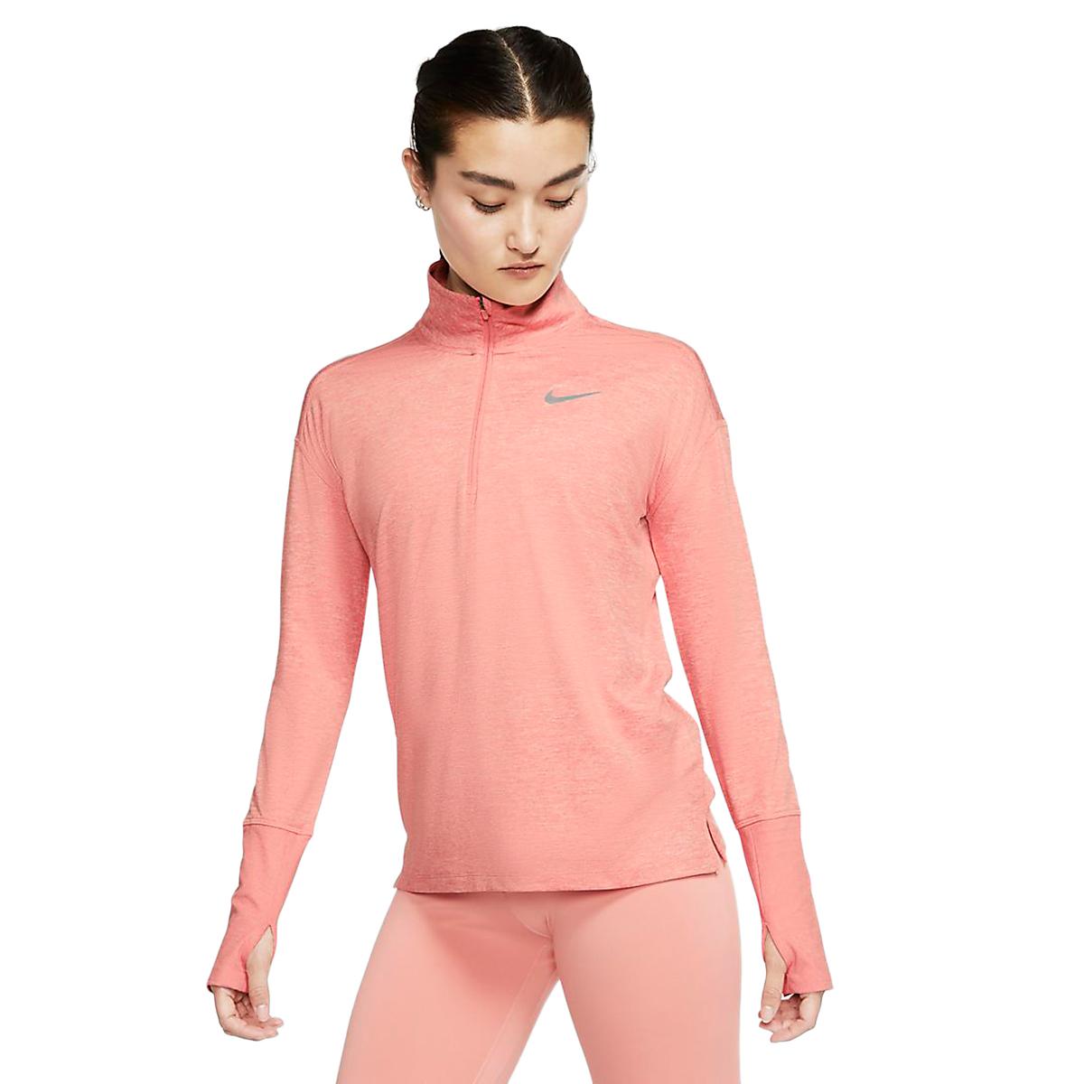 Women's Nike Element Top Half Zip, , large, image 1