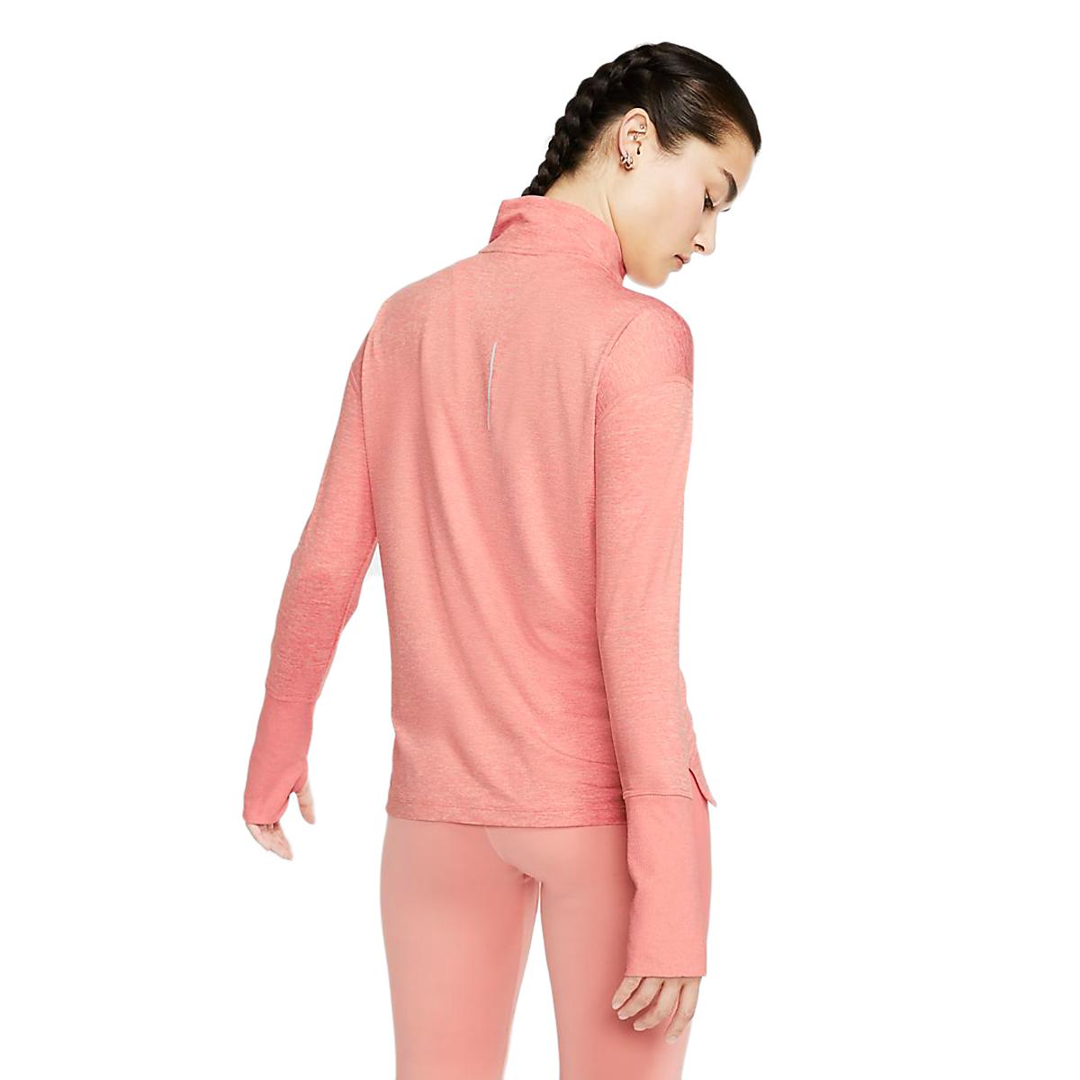 Women's Nike Element Top Half Zip, , large, image 2