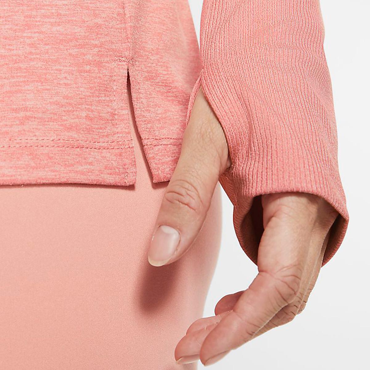Women's Nike Element Top Half Zip, , large, image 3