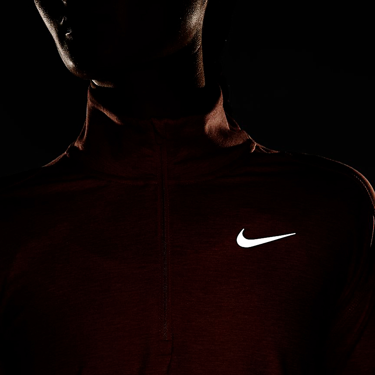 Women's Nike Element Top Half Zip, , large, image 4
