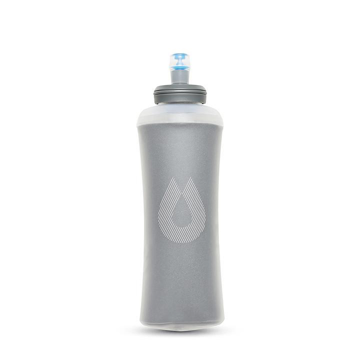 Hydrapak UltraFlask IT 500 mL Insulated Water Bottle - Color: Grey - Size: One Size, Grey, large, image 1