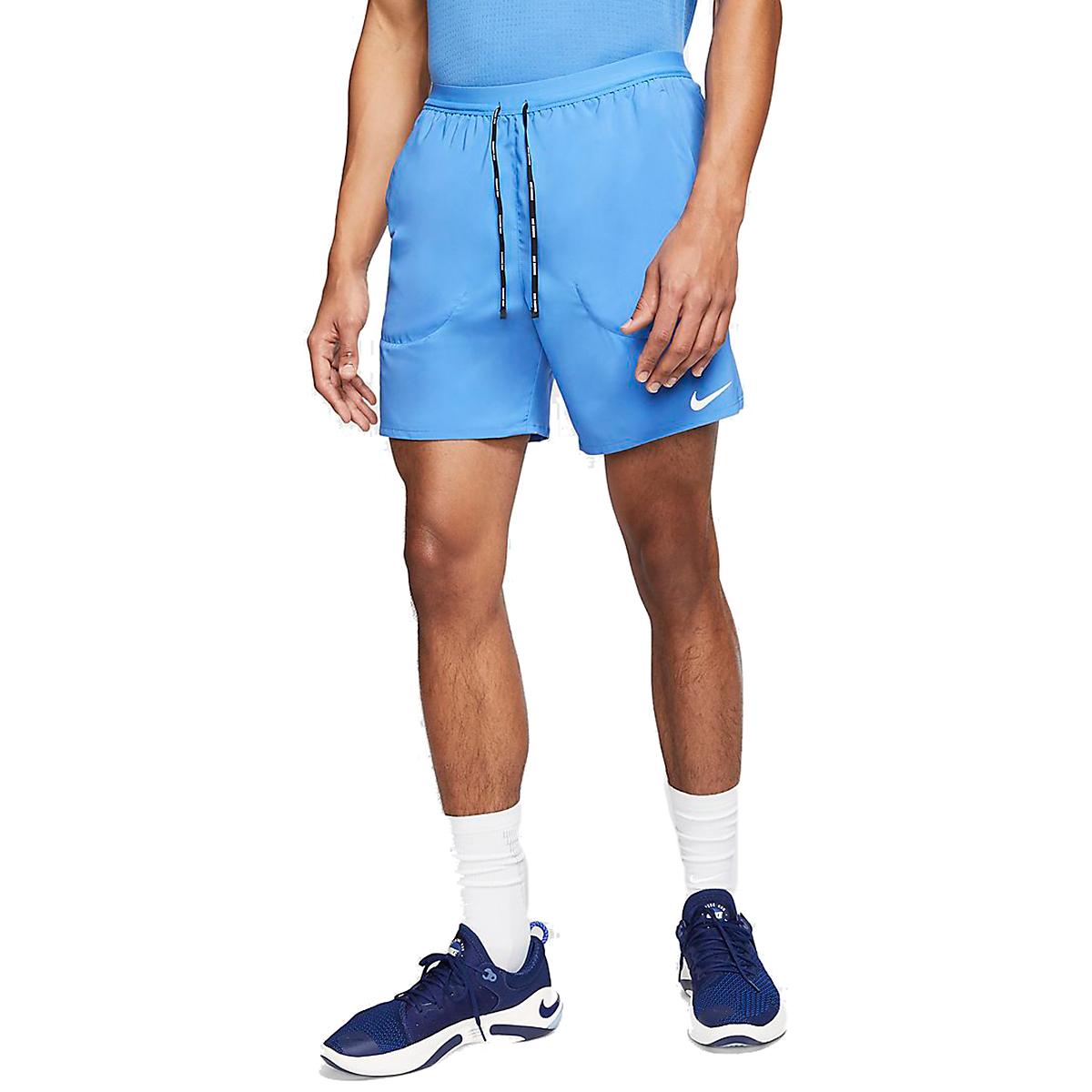 Men's Nike Flex Stride 7 Inch 2-in-1 Short  - Color: Pacific Blue - Size: M, Pacific Blue, large, image 1