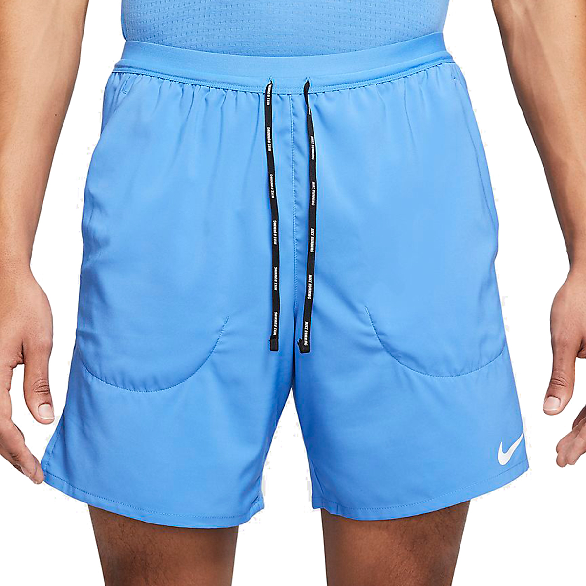 Men's Nike Flex Stride 7 Inch 2-in-1 Short  - Color: Pacific Blue - Size: M, Pacific Blue, large, image 2