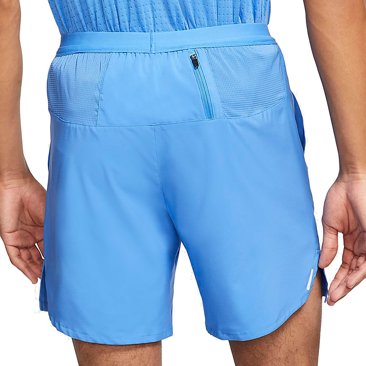 Men's Nike Flex Stride 7 Inch 2-in-1 Short  - Color: Pacific Blue - Size: M, Pacific Blue, large, image 3