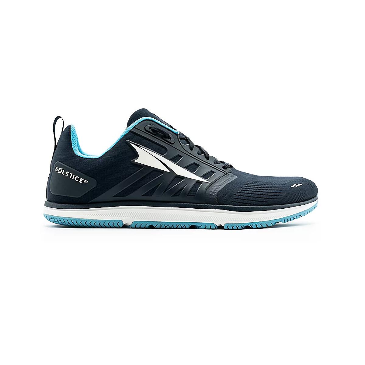 Men's Altra Solstice XT Training Shoes - Color: Navy/Light Blue - Size: 9.5 - Width: Regular, Navy/Light Blue, large, image 1