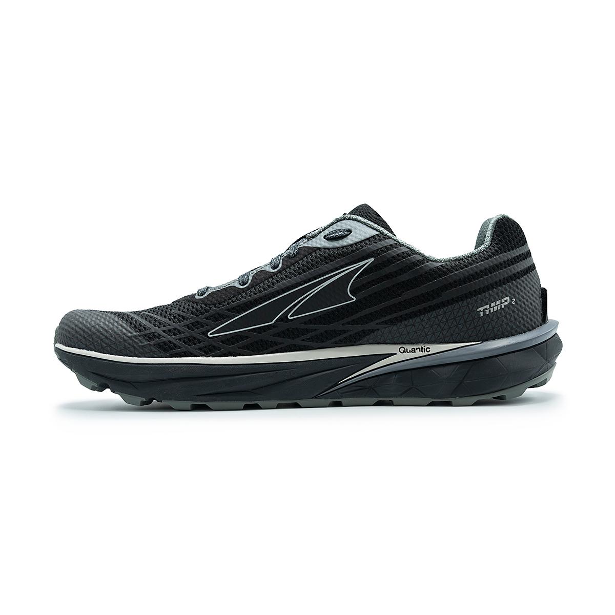 Men's Altra Timp 2 Running Shoe - Color: Black - Size: 7 - Width: Regular, Black, large, image 2