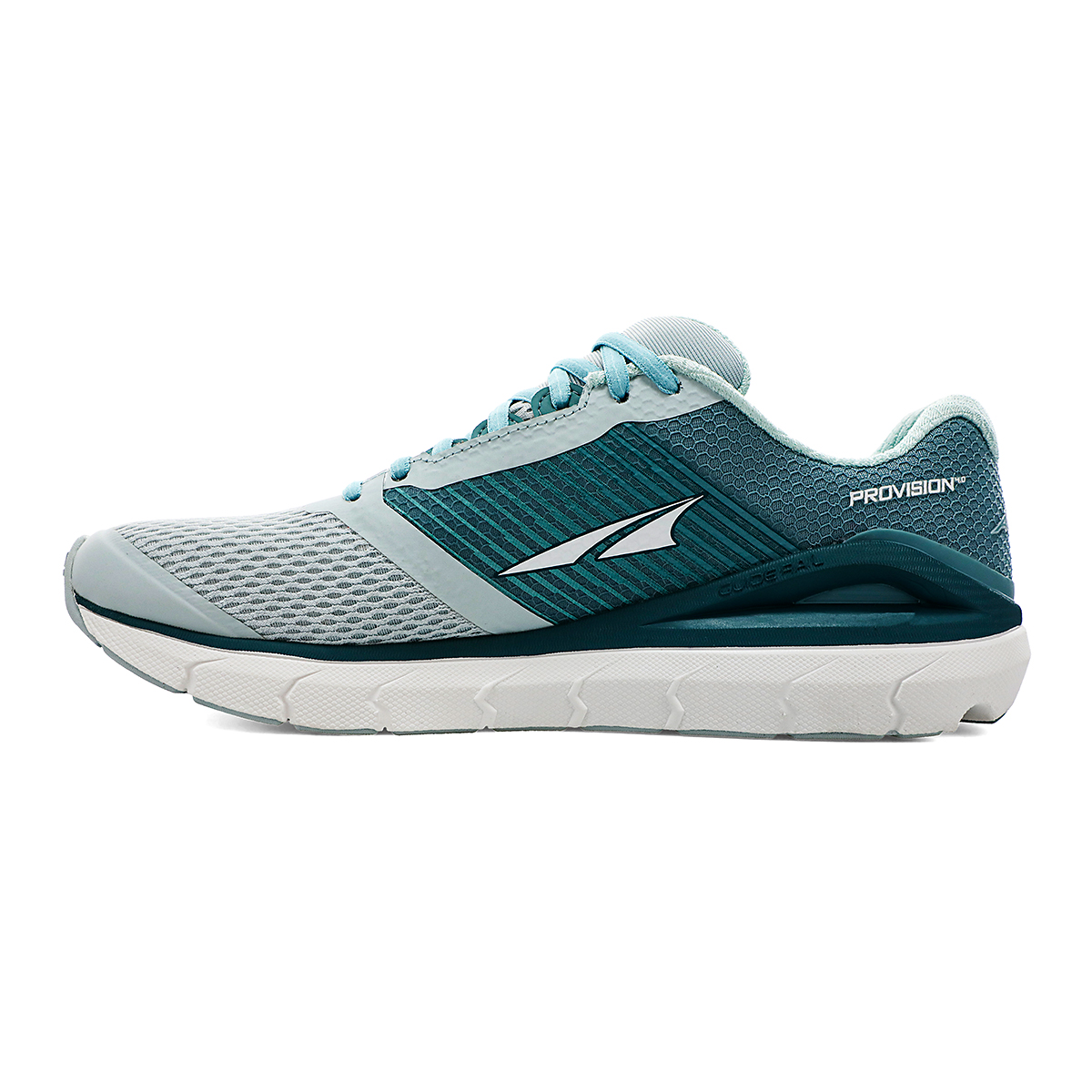 Women's Altra Provision 4 Running Shoe - Color: Ice Flow Blue - Size: 5.5 - Width: Regular, Ice Flow Blue, large, image 2