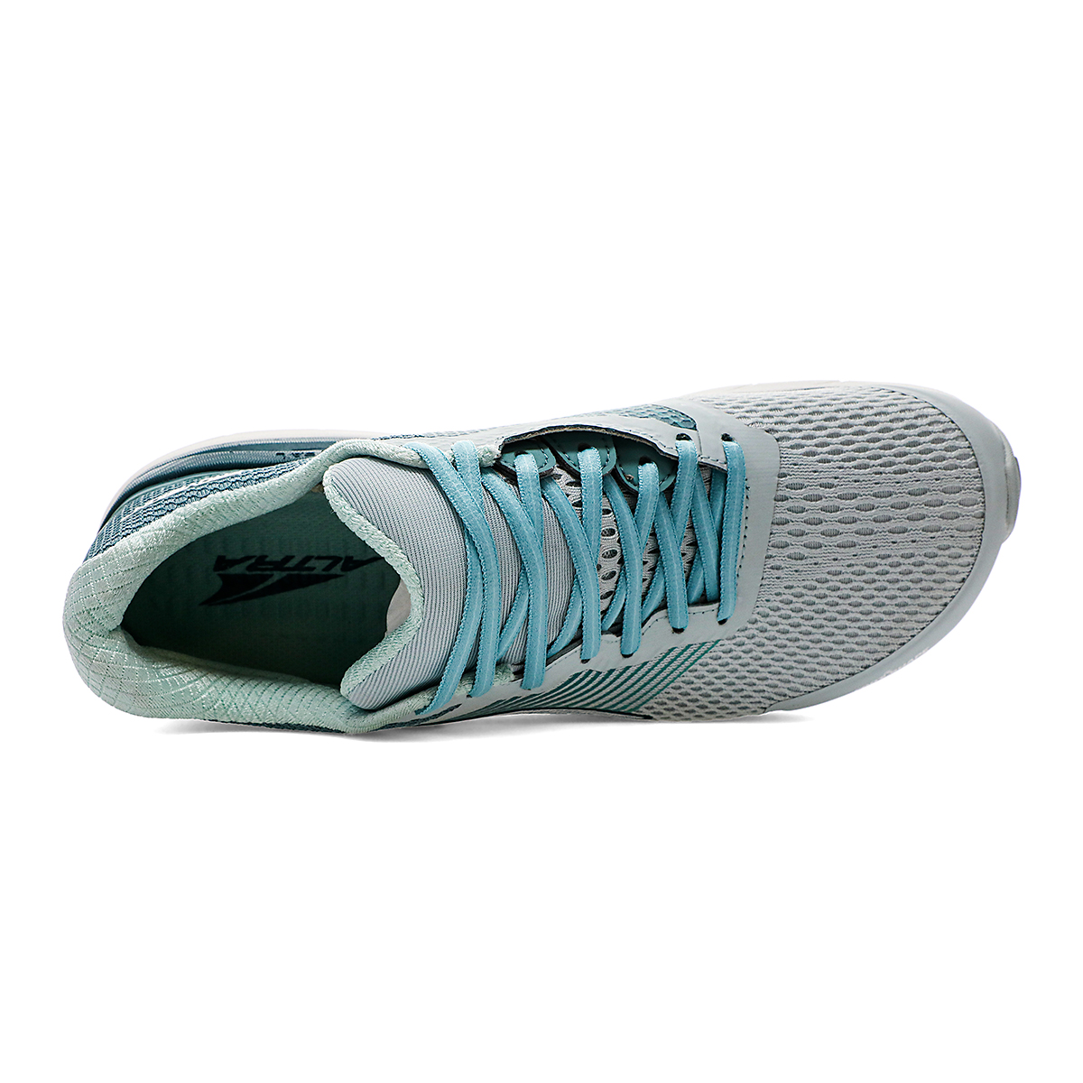 Women's Altra Provision 4 Running Shoe - Color: Ice Flow Blue - Size: 5.5 - Width: Regular, Ice Flow Blue, large, image 3