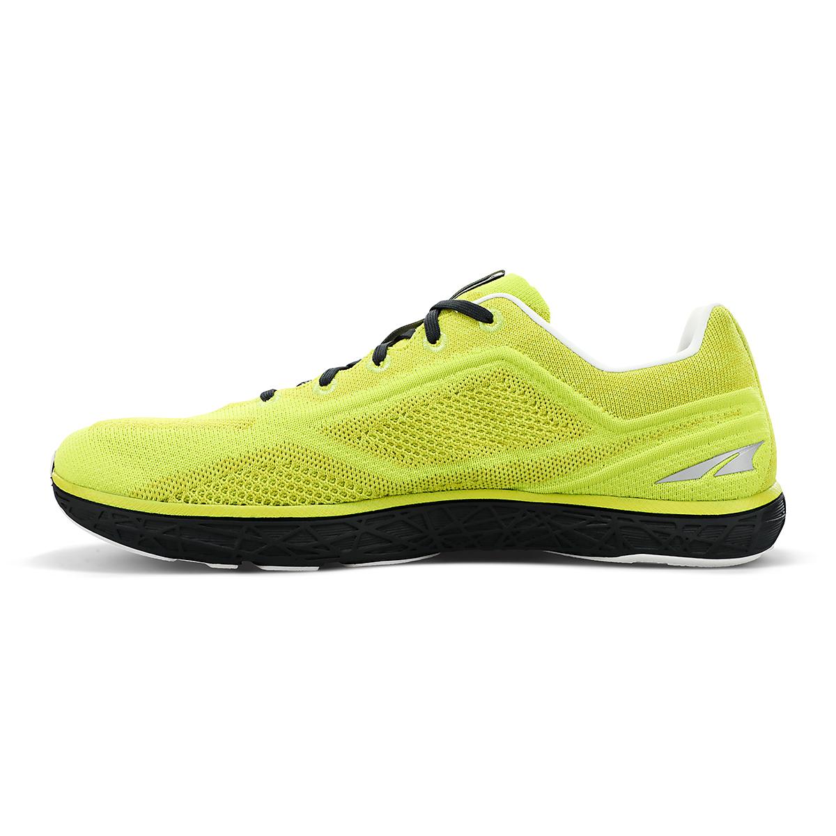 Men's Altra Escalante 2.5 Running Shoe - Color: Lime/Black - Size: 7 - Width: Regular, Lime/Black, large, image 2