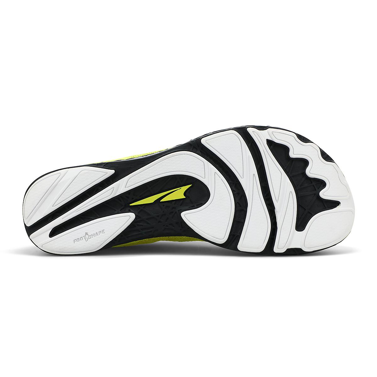 Men's Altra Escalante 2.5 Running Shoe - Color: Lime/Black - Size: 7 - Width: Regular, Lime/Black, large, image 4