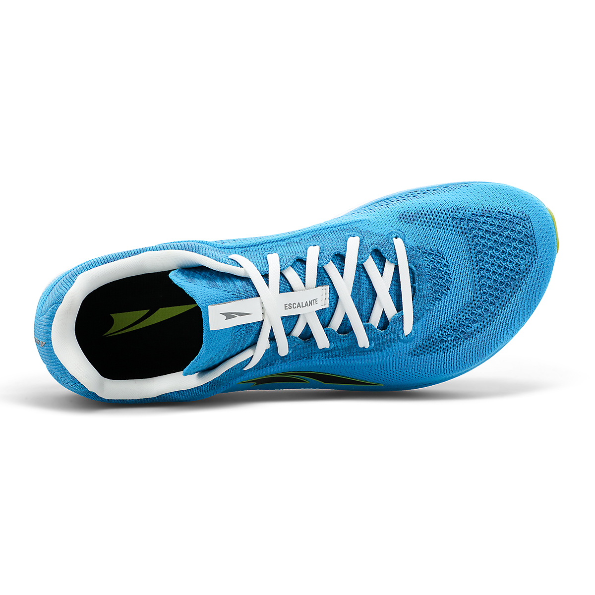 Men's Altra Escalante 2.5 Running Shoe - Color: Blue/Lime - Size: 7 - Width: Regular, Blue/Lime, large, image 3