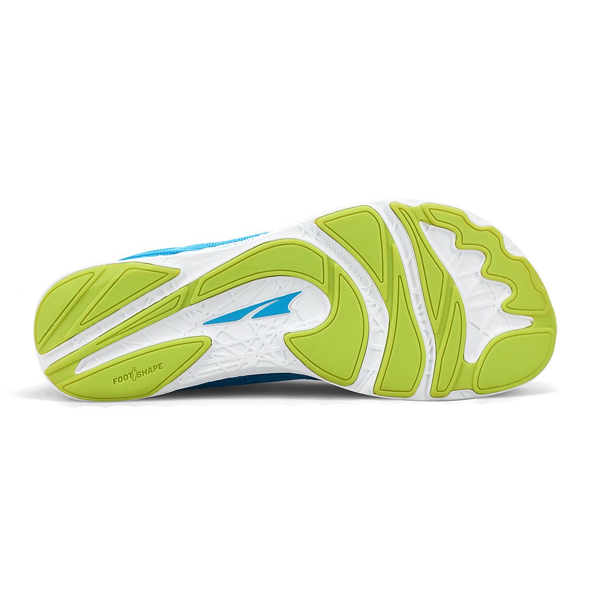 Men's Altra Escalante 2.5 Running Shoe - Color: Blue/Lime - Size: 7 - Width: Regular, Blue/Lime, large, image 4