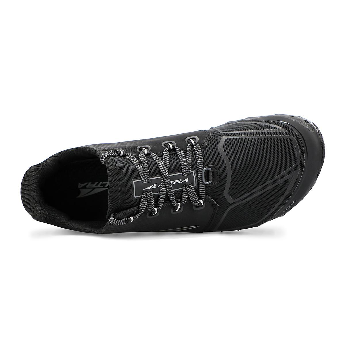 Men's Altra Superior 4.5 Trail Running Shoe - Color: Black - Size: 7 - Width: Regular, Black, large, image 3