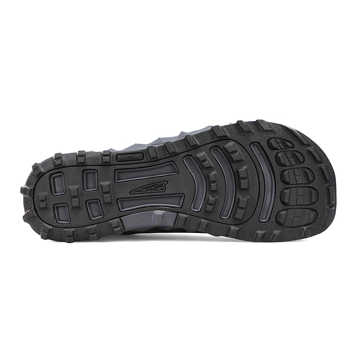 Men's Altra Superior 4.5 Trail Running Shoe - Color: Black - Size: 7 - Width: Regular, Black, large, image 4