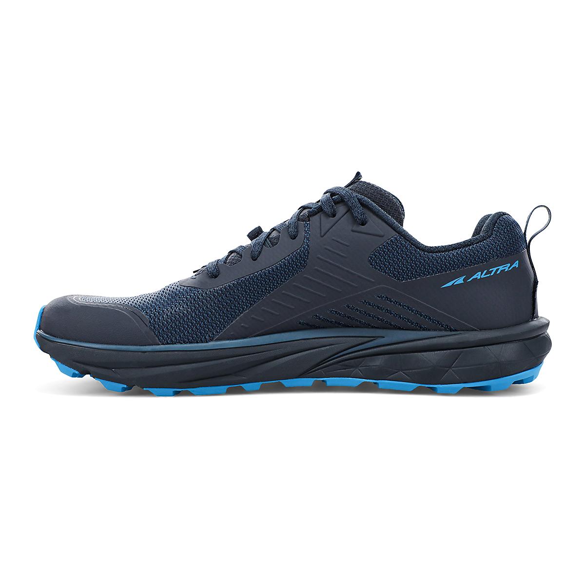Men's Altra Timp 3 Trail Running Shoe - Color: Dark Blue - Size: 7 - Width: Regular, Dark Blue, large, image 2