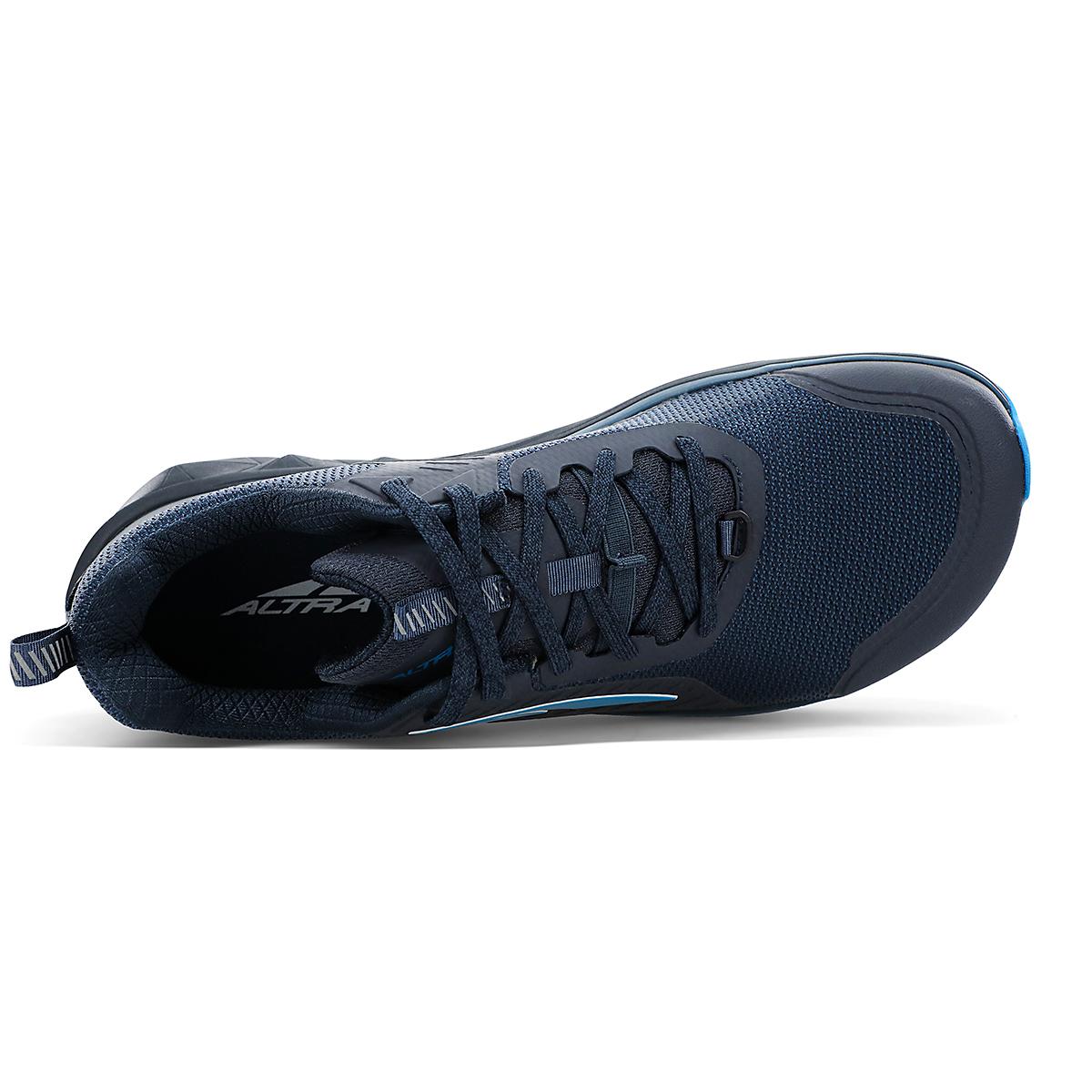 Men's Altra Timp 3 Trail Running Shoe - Color: Dark Blue - Size: 7 - Width: Regular, Dark Blue, large, image 3