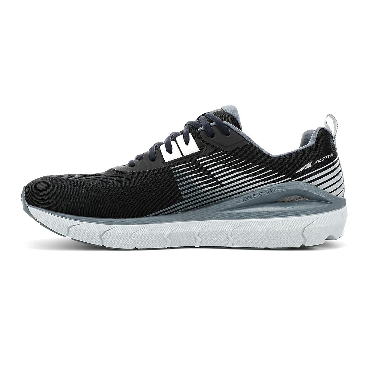Men's Altra Provision 5 Running Shoe - Color: Black/Gray - Size: 8 - Width: Regular, Black/Gray, large, image 2