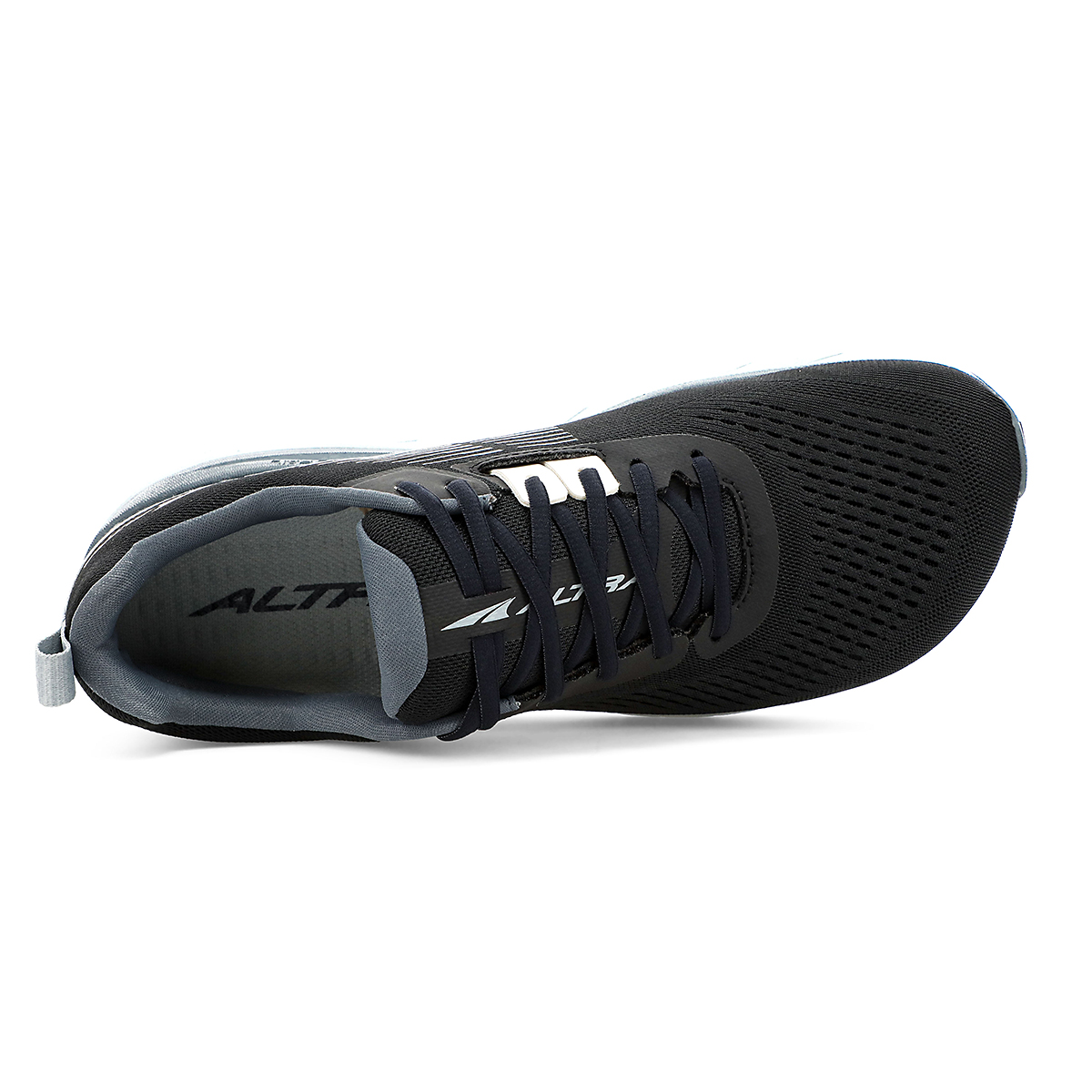 Men's Altra Provision 5 Running Shoe - Color: Black/Gray - Size: 8 - Width: Regular, Black/Gray, large, image 3