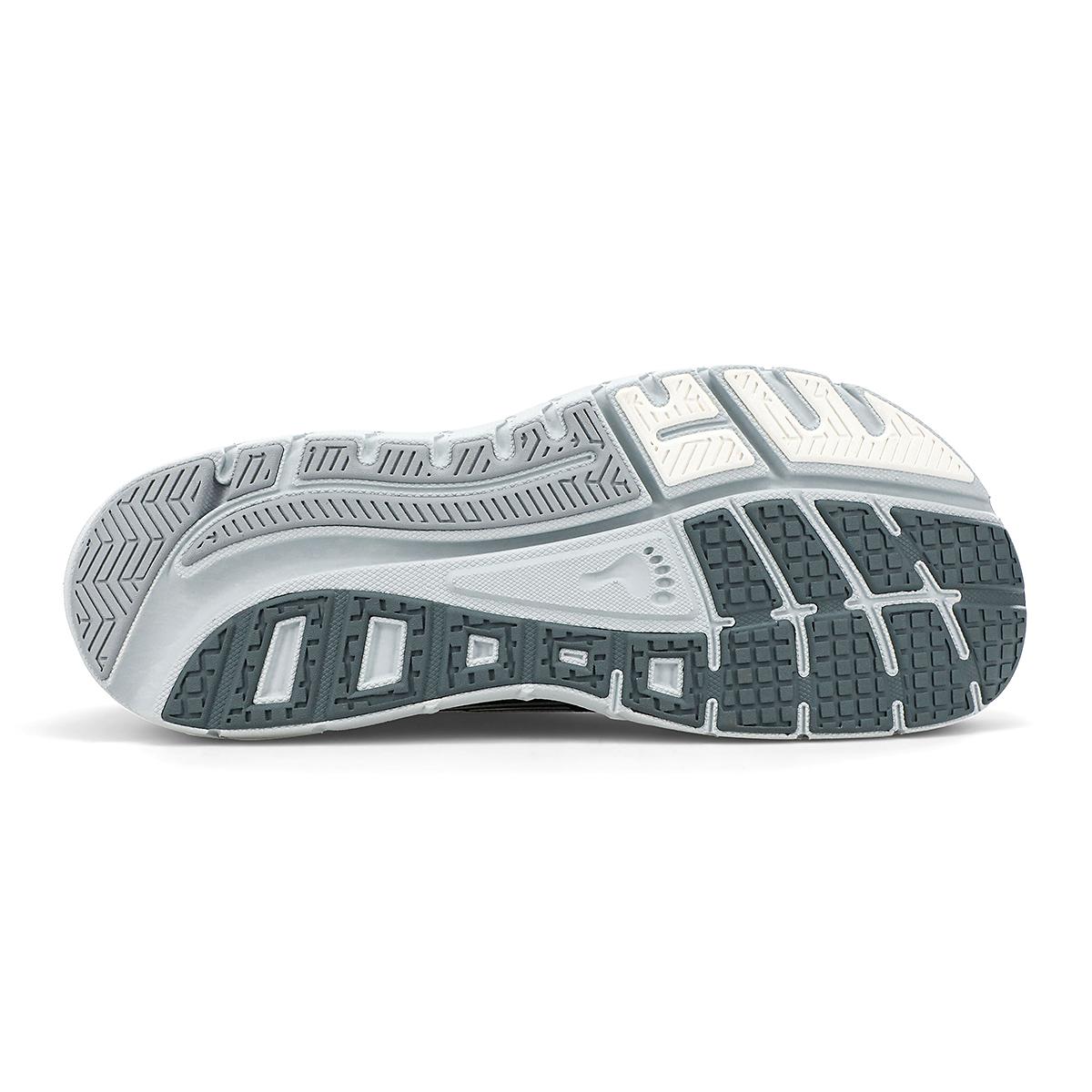 Men's Altra Provision 5 Running Shoe - Color: Black/Gray - Size: 8 - Width: Regular, Black/Gray, large, image 4