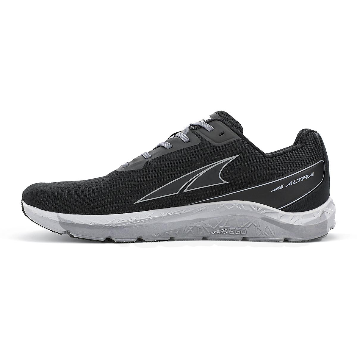 Men's Altra Rivera Running Shoe - Color: Black/Gray - Size: 7 - Width: Regular, Black/Gray, large, image 2
