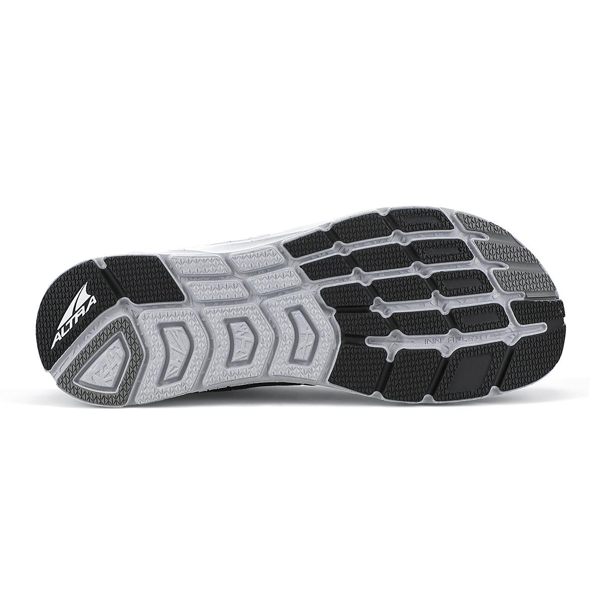 Men's Altra Rivera Running Shoe - Color: Black/Gray - Size: 7 - Width: Regular, Black/Gray, large, image 4