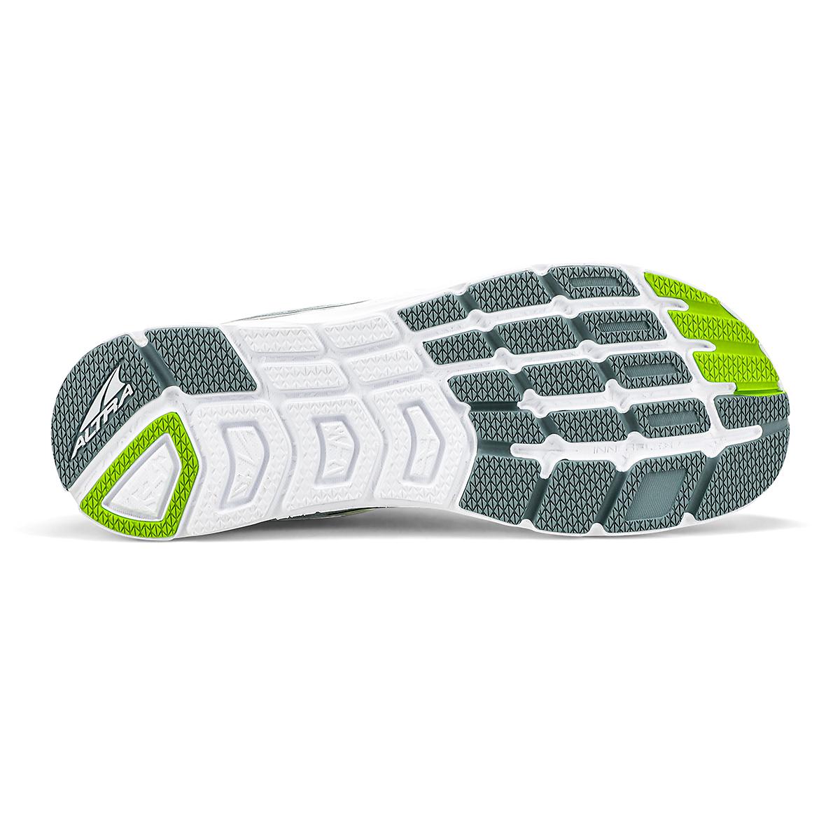 Men's Altra Rivera Running Shoe - Color: Green - Size: 7 - Width: Regular, Green, large, image 4