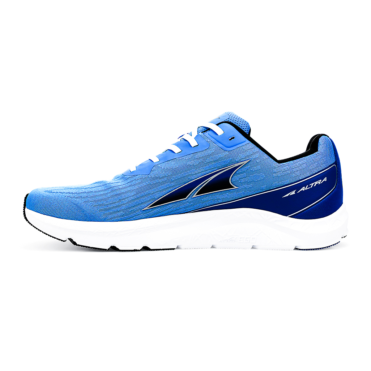 Men's Altra Rivera Running Shoe - Color: Light Blue - Size: 7 - Width: Regular, Light Blue, large, image 2