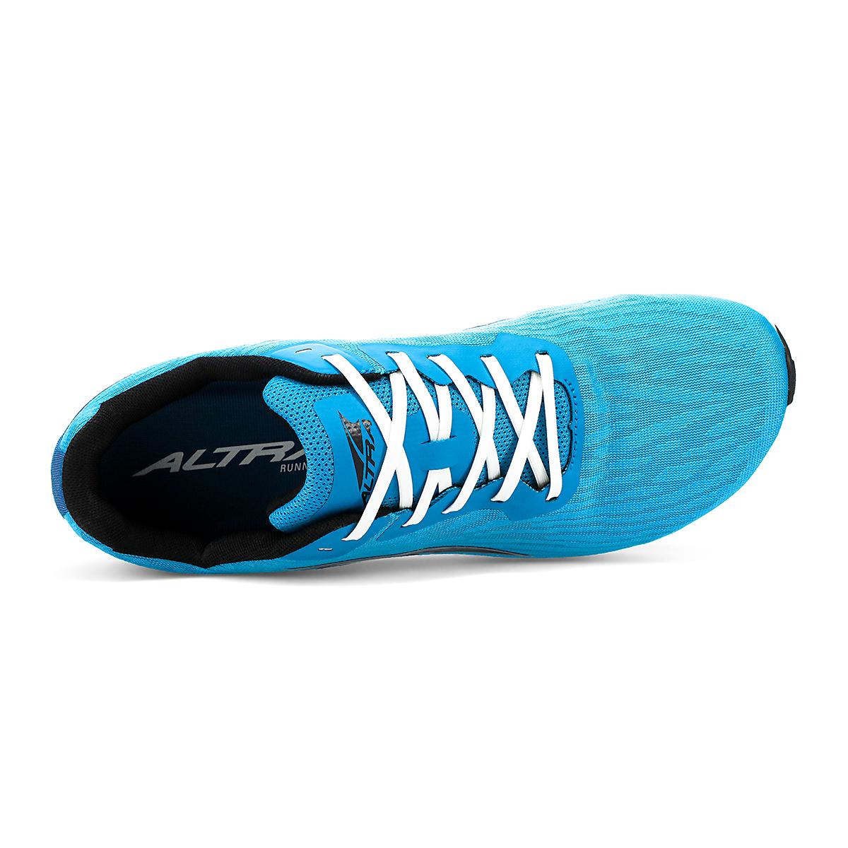 Men's Altra Rivera Running Shoe - Color: Light Blue - Size: 7 - Width: Regular, Light Blue, large, image 3