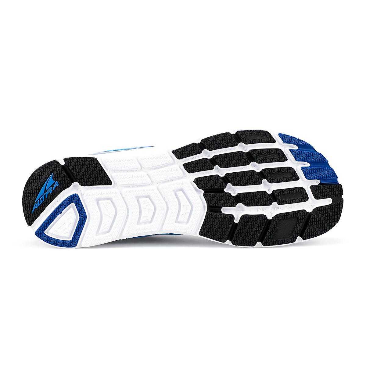 Men's Altra Rivera Running Shoe - Color: Light Blue - Size: 7 - Width: Regular, Light Blue, large, image 4