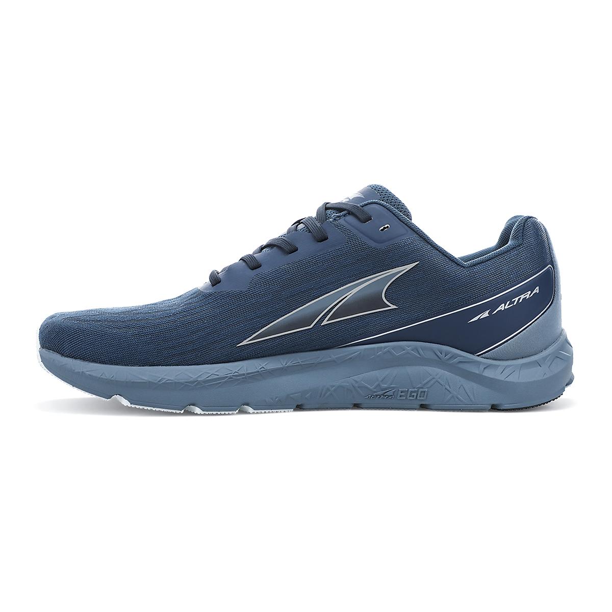 Men's Altra Rivera Running Shoe - Color: Majolica Blue - Size: 7 - Width: Regular, Majolica Blue, large, image 2