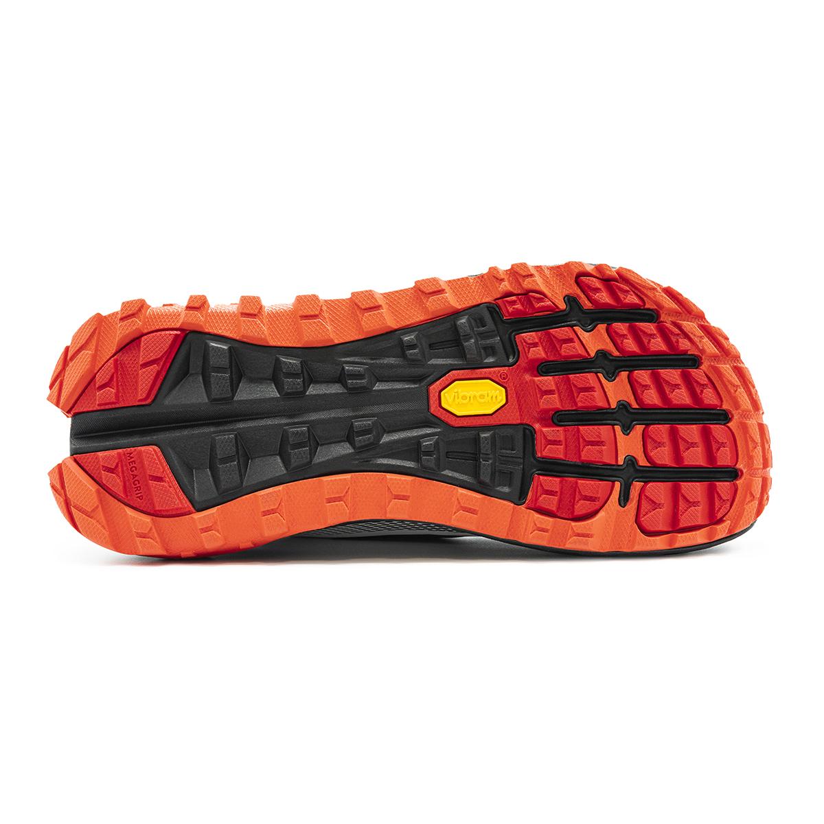 Men's Altra Olympus 4 Trail Running Shoe - Color: Black/White - Size: 12 - Width: Regular, Black/White, large, image 3
