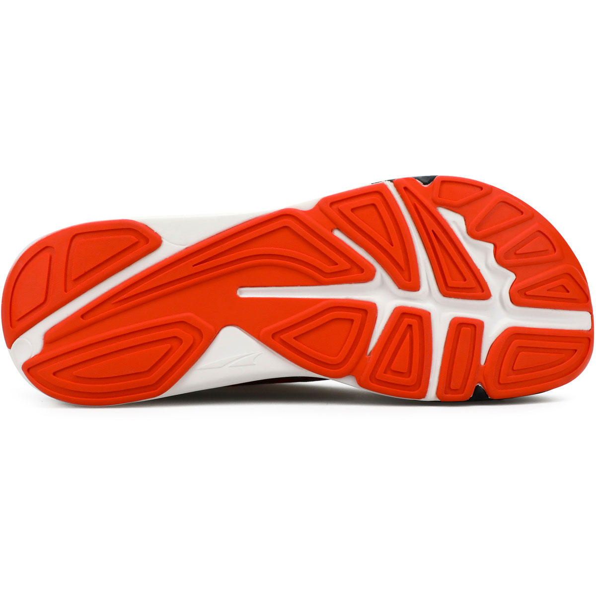 Men's Altra Paradigm 5 Running Shoe - Color: Gray/Orange - Size: 7 - Width: Regular, Gray/Orange, large, image 4
