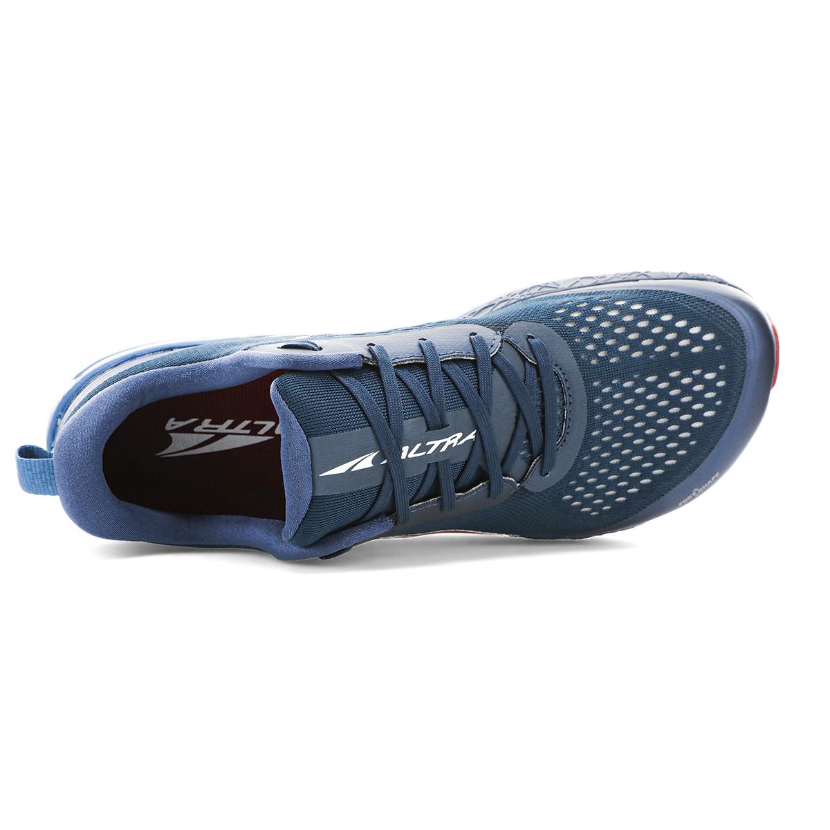 Men's Altra Paradigm 5 Running Shoe - Color: Blue Red - Size: 8.5 - Width: Regular, Blue Red, large, image 2