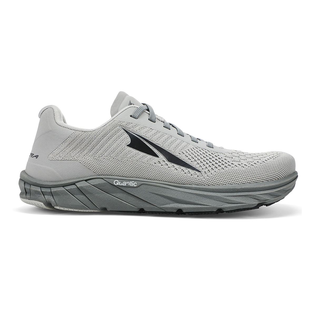 Men's Altra Torin 4.5 Plush Running Shoe - Color: Light Gray - Size: 11.5 - Width: Regular, Light Gray, large, image 1