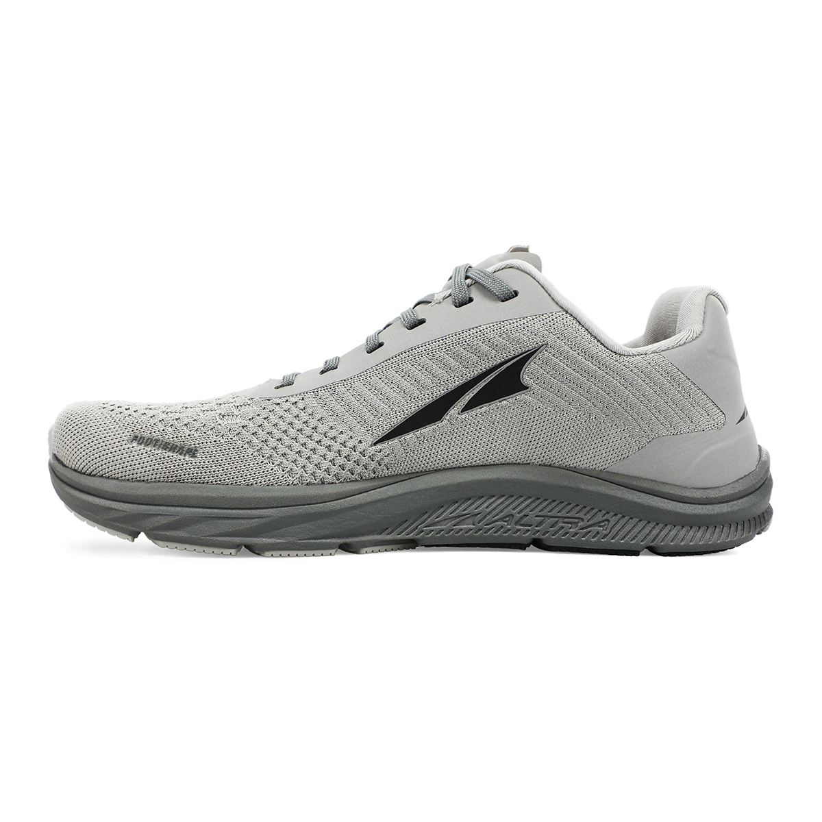 Men's Altra Torin 4.5 Plush Running Shoe - Color: Light Gray - Size: 11.5 - Width: Regular, Light Gray, large, image 4