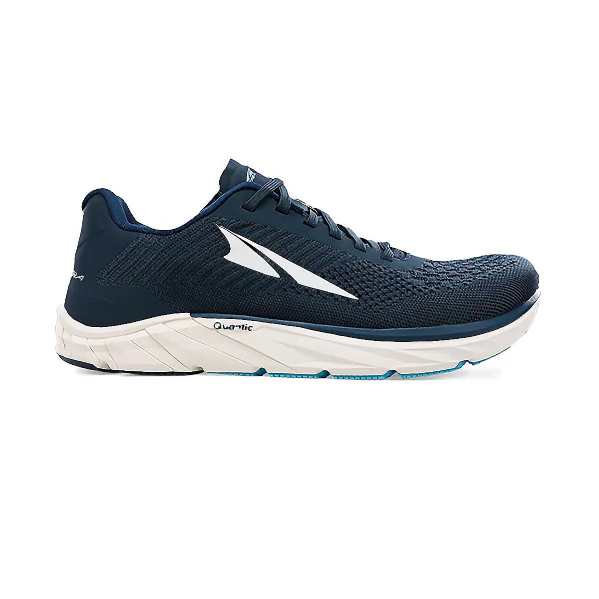 Men's Altra Torin 4.5 Plush Running Shoe - Color: Majolica Blue - Size: 7 - Width: Regular, Majolica Blue, large, image 1