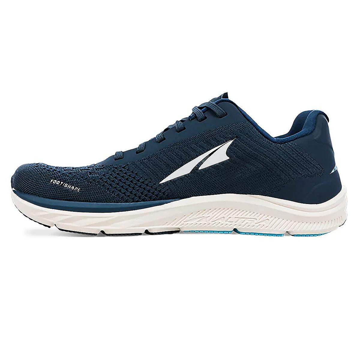 Men's Altra Torin 4.5 Plush Running Shoe - Color: Majolica Blue - Size: 7 - Width: Regular, Majolica Blue, large, image 2