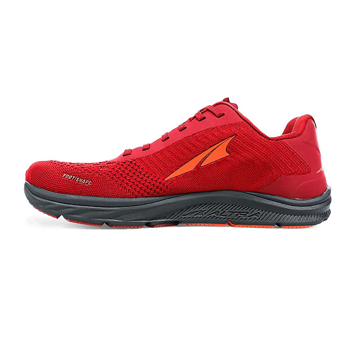 Men's Altra Torin 4.5 Plush Running Shoe - Color: Dark Red - Size: 7 - Width: Regular, Dark Red, large, image 2