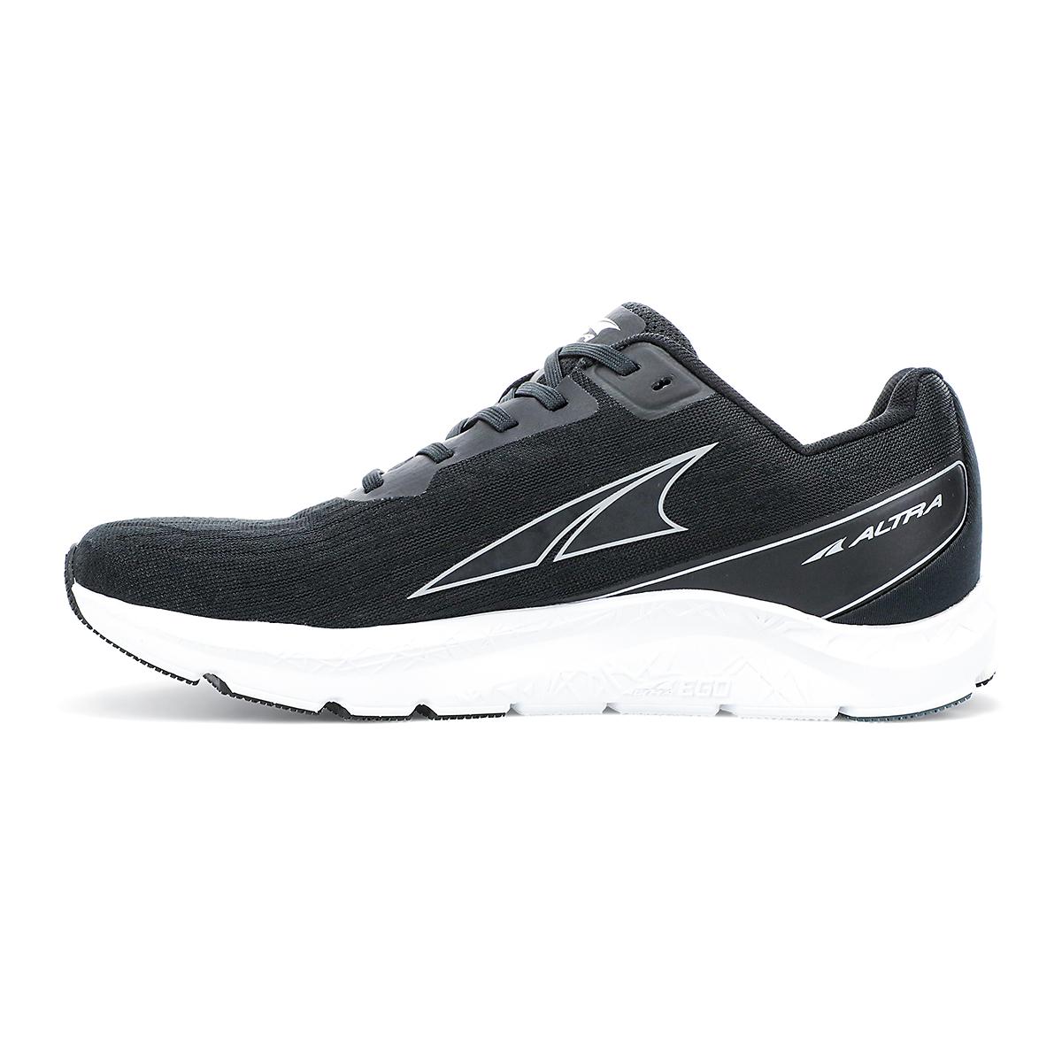 Women's Altra Rivera Running Shoe - Color: Black/White - Size: 5.5 - Width: Regular, Black/White, large, image 2