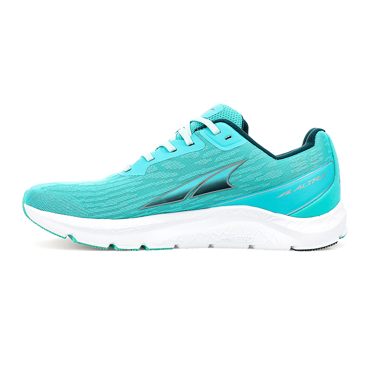 Women's Altra Rivera Running Shoe - Color: Teal/Green - Size: 5.5 - Width: Regular, Teal/Green, large, image 2