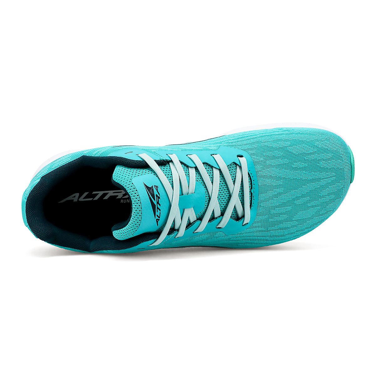 Women's Altra Rivera Running Shoe - Color: Teal/Green - Size: 5.5 - Width: Regular, Teal/Green, large, image 3
